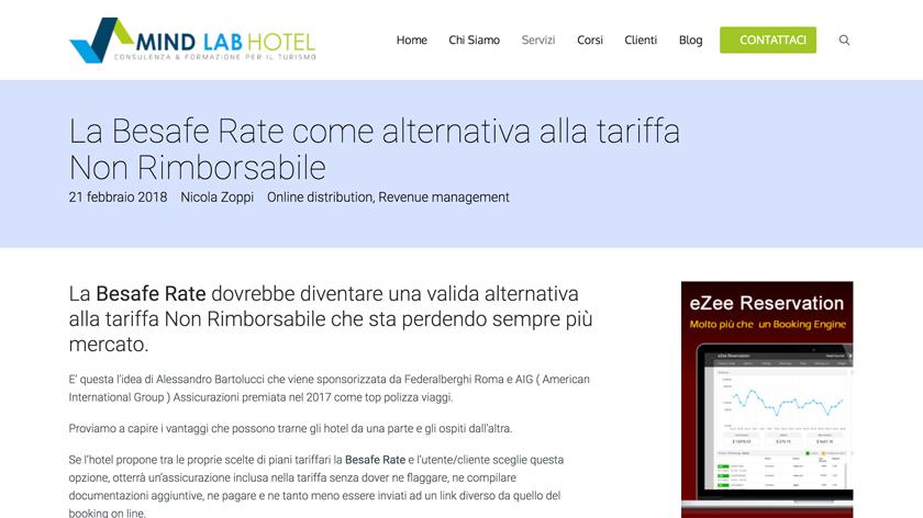 Besafe Rate Mindlabhotel.com