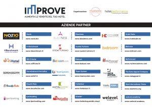 le aziende partner dell'evento